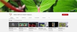 Официальная страничка Helicon Soft на YouTube